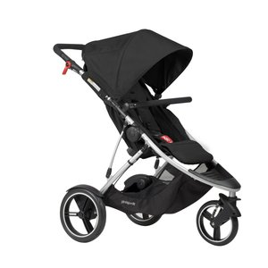 Phil and Teds - DASH Buggy Red