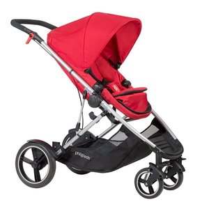 Phil & Teds - Voyager Buggy red