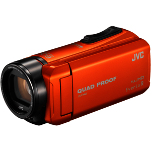 JVC GZ-R415BEU orange