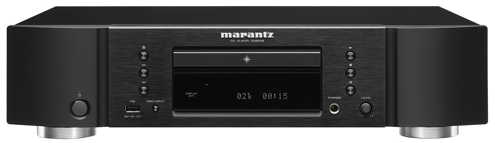 marantz cd 6006 2 tests infos 2018. Black Bedroom Furniture Sets. Home Design Ideas