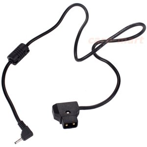 Lanparte BMPCC Power Supply DC to d-tap Kabel Connector for Blackmagic Pocket, [UK Import]