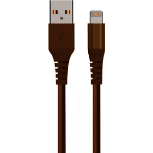 MicroConnect Lightning Cable MFI 1m, Gold (LIGHTNING1-GOLD)