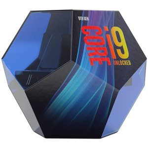 Intel Core i9-9900K Coffee Lake Refresh boxed ohne Lüfter