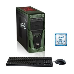 Hyrican Military Gaming 6481 i5-9400F 16GB 480GB 1TB GTX 1650 SUPER