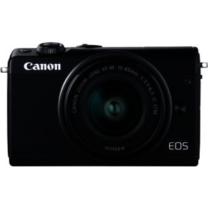 Canon EOS M100 15-45 - 3.5-6.3 EF-M IS STM