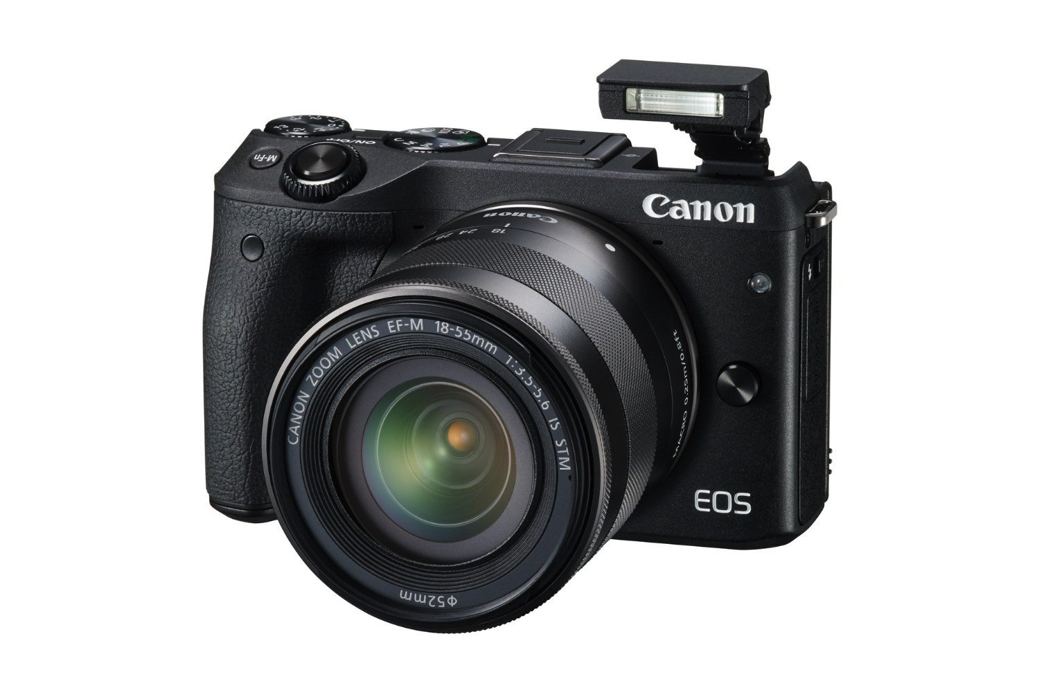 how to connect canon eos m3 to iphone