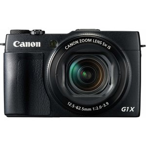 Canon Powershot G1X MARK II Premium Kit schwarz