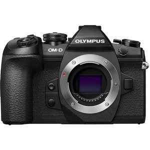 Olympus OM-D E-M1 MARK II Kit schwarz inkl. M.ZUIKO 12-100mm ED IS PRO