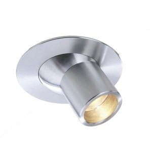 Deko Light Light Point Perno Einbaustrahler LED silber 60lm 3000K 30° Modern