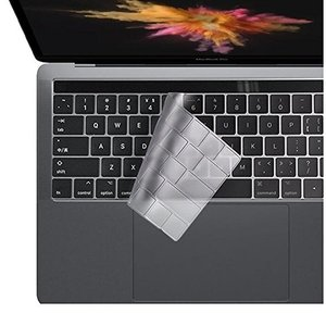 i-Buy High Clear TPU Keyboard Cover Film for Macbook Pro 13' / 15' with Touch Bar(2016.10 release Model:A1706)[EU Layout]- TPU Clear