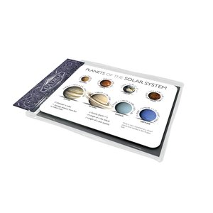 Planets of the Solar System Mauspad