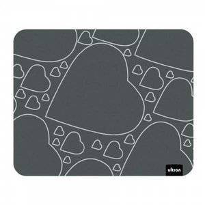 Ultron UMP-100 Hearts Blister Mousepad (98497)