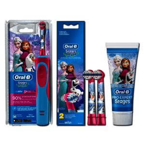 Oral-B Stages Power Frozen Set