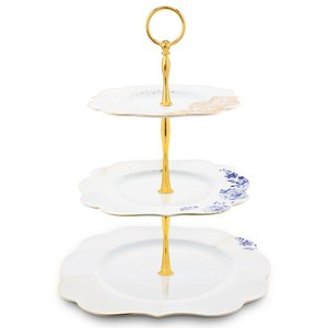 PIP STUDIO Royal White Etagere weiss
