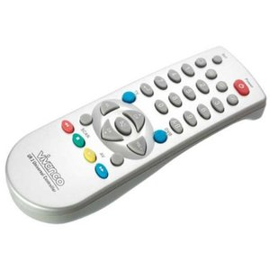 Vivanco Universal 2in1 TV/DVB remote control