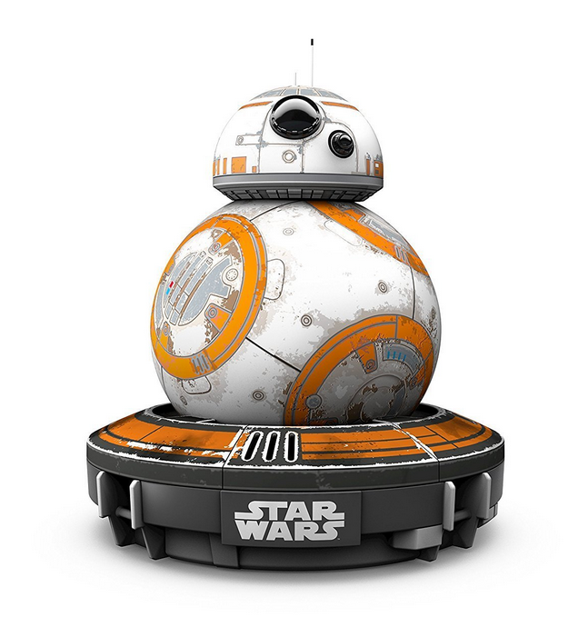 Sphero bb droid star wars roboter force band tests
