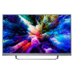 Philips 55PUS7503 138 cm (55 Zoll) LCD-Technologie (Ultra HD, kein HDR) HD-Triple-Tuner (Sat, Antenne, Kabel) Smart TV Modelljahr 2018 Energieklasse A