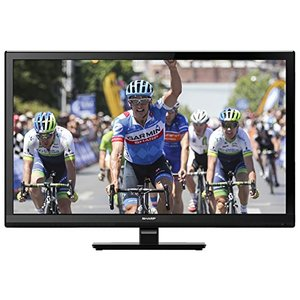 Sharp LC-24DHF4012E 24 Zoll HD ready LCD-Technologie