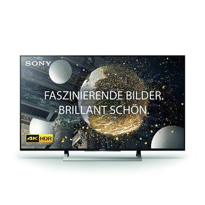 Sony KD-43XD8005 43 Zoll Ultra HD LCD-Technologie 2017