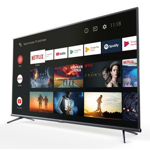 TCL 55EP660 55 Zoll Ultra HD LCD-Technologie