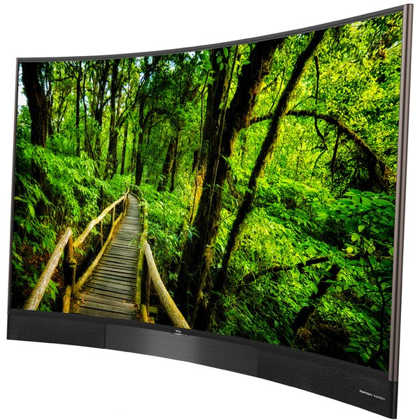 TCL U55S8806DS 55 Zoll Ultra HD LCD-Technologie