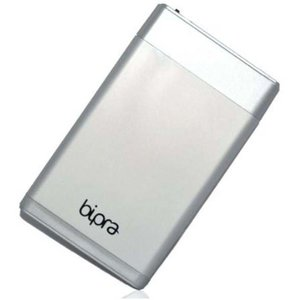 Bipra One Touch Back Up 250 GB silber (AU-F7CP-DFCP)