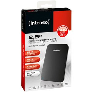 Intenso 6021230 Memory Point 500 GB