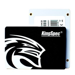 KingSpec 360GB SATA III interne Festplatte 2.5 Inch SSD High Speed Solid-State-Laufwerk 6Gb/s