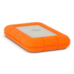 LaCie Rugged Thunderbolt 1TB SSD Festplatte - for MAC - LAC9000602