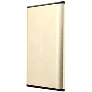Maxone USB Mobile Hard Disk 160GB gold