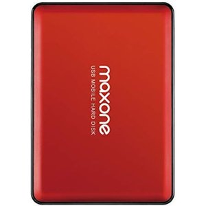 Maxone USB Mobile Hard Disk 2019 320GB rot