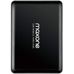 Maxone USB Mobile Hard Disk 2019 320GB schwarz