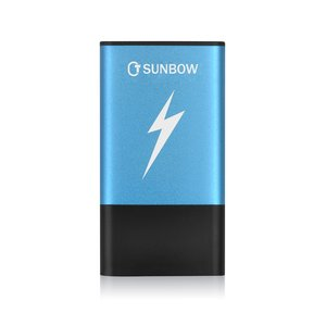 TCSUNBOW Portable Solid State Drive External SSD With Type C and USB3.0 Interface High Speed USB Flash Drive (240GB)