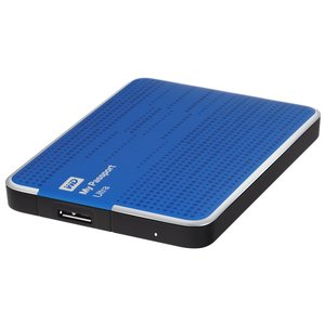 Western Digital 2TB My Passport Ultra (WDBMWV0020BBL-EESN)