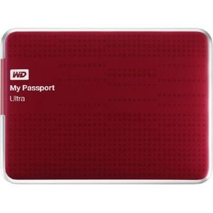Western Digital 2TB My Passport Ultra (WDBMWV0020BRD-EESN)