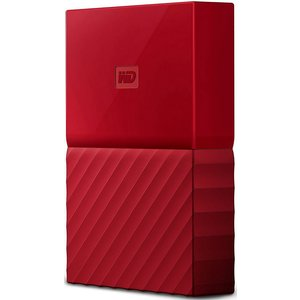 Western Digital My Passport 3TB rot (WDBYFT0030BRD-WESN)