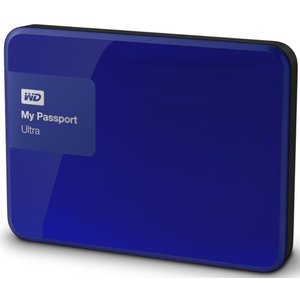Western Digital My Passport Ultra 1TB (WDBGPU0010BBL-EESN)