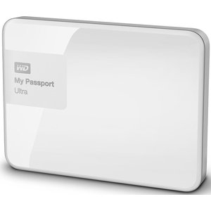 Western Digital My Passport Ultra 2TB (WDBBKD0020BWT-EESN)