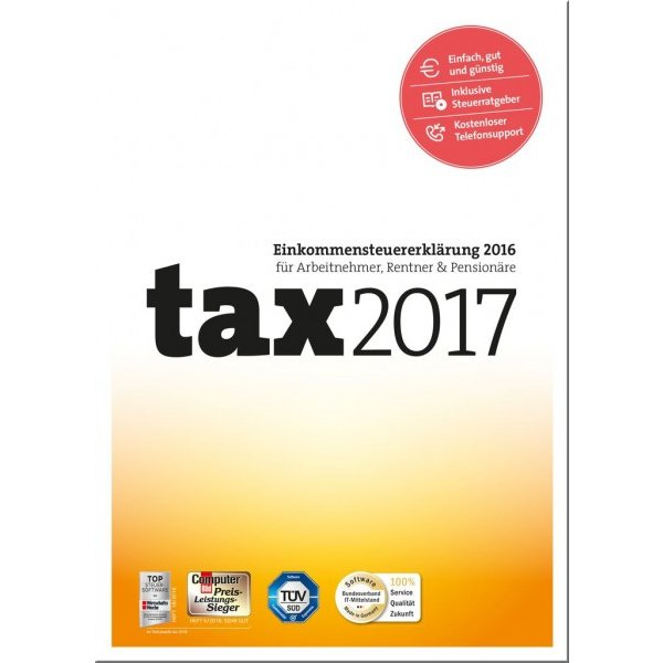 Buhl Data tax 2017 (PC)