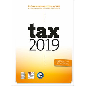 Buhl Data tax 2019 DVD-Box (PC)