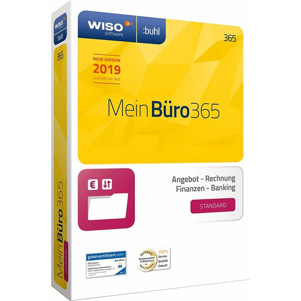 Buhl Data WISO Mein Büro 365 Plus (PC)