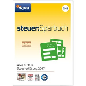 Buhl Data WISO Steuer-Sparbuch 2018 (PC)