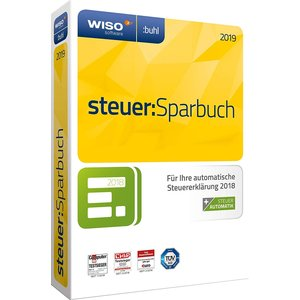 Buhl Data WISO steuer:Sparbuch 2019 (PC)
