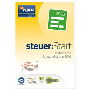 Buhl Data WISO Steuer:Start 2017 (PC)