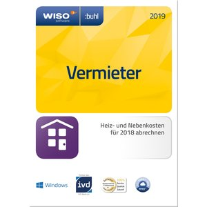 Buhl Data WISO Vermieter 2019 (PC)