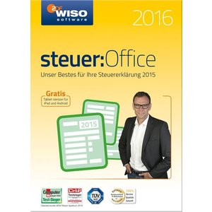 Buhl WISO steuer:Office 2016 (PC)