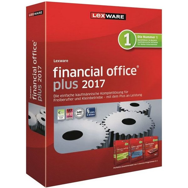 Lexware Financial Office Plus 2017 (PC)