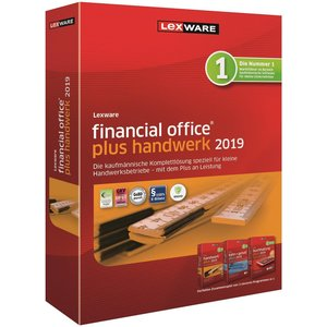 Lexware financial office plus handwerk 2019 (PC)