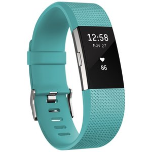 Fitbit Charge 2 L Türkis