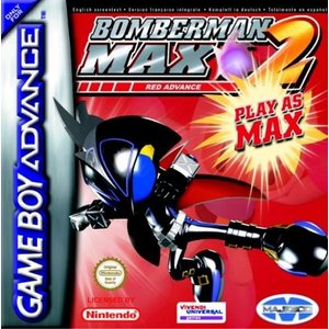 Bomberman Max 2 Red (GBA)